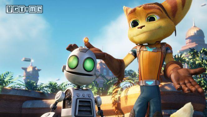 传闻:《瑞奇与叮当》新作将成为PS5首发游戏