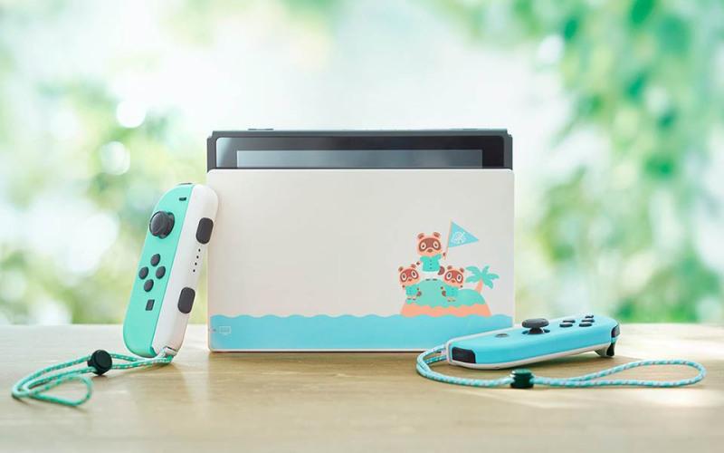 VG盤點:任天堂Switch限定機全匯總 第一彈