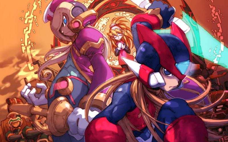紅色戰神的傳說︰《洛克人ZERO》