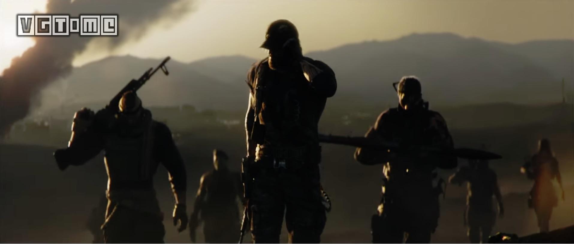 索尼影业获得《穿越火线》电影改编权 制片人员敲定