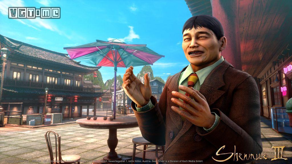 《莎木3》DLC「故事任务包」将于2月18日推出