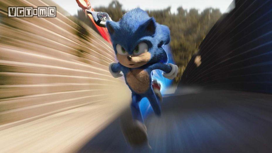 《刺猬索尼克》创游戏改编电影美国首周末票房最佳成绩