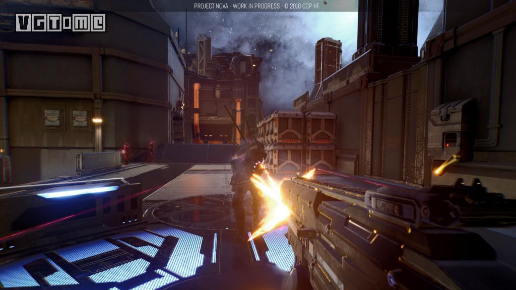 《EVE》衍生射击游戏取消开发,但官方又公布了一款新作
