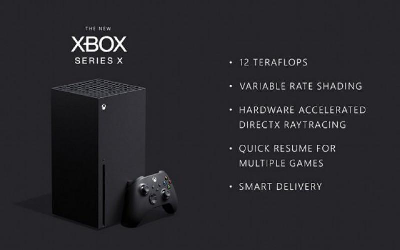 次世代Xbox大量細節披露:性能達12TF 兼容四個世代