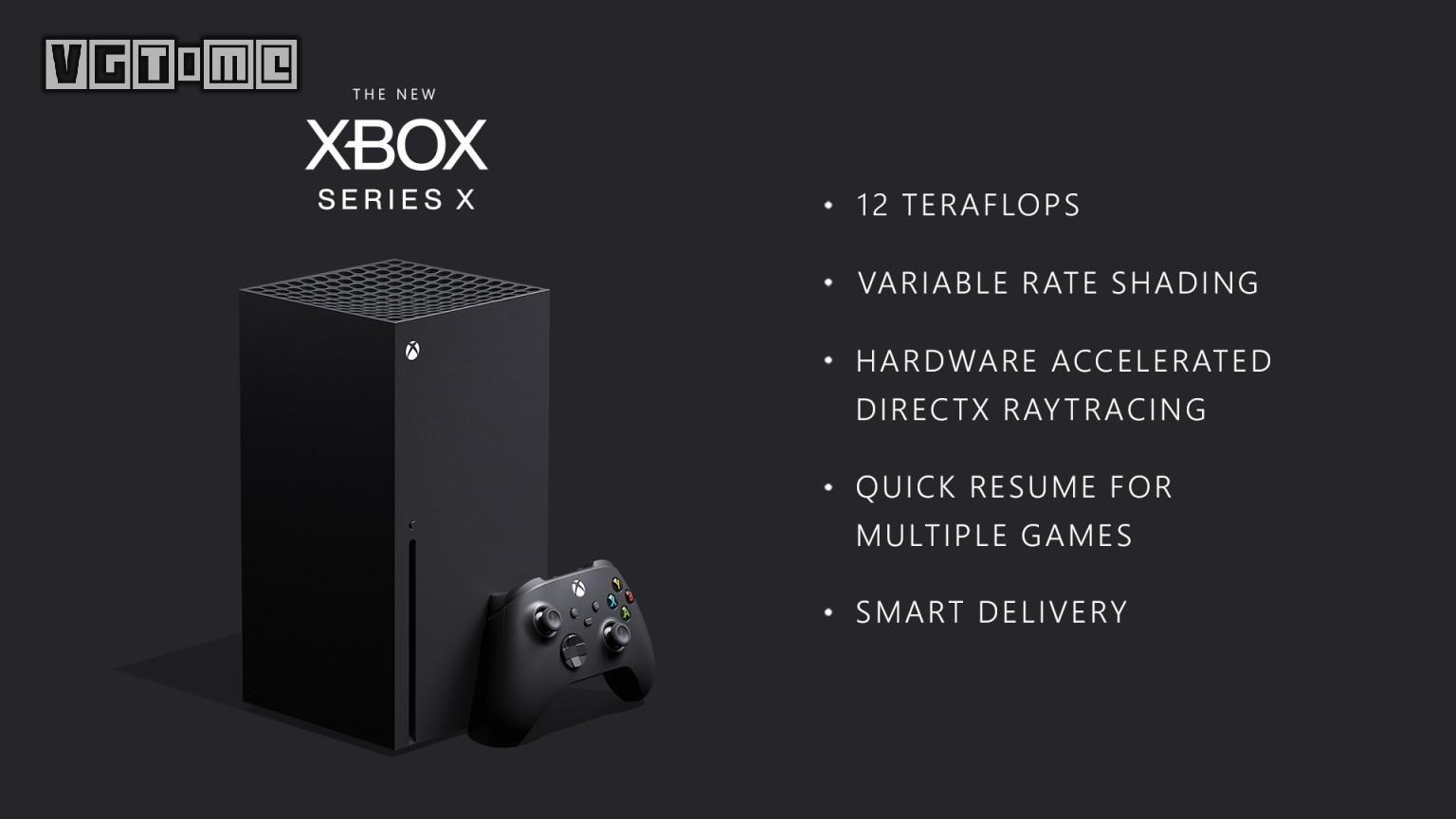 除了12TF的强大性能,次世代Xbox还给了我们哪些期待?