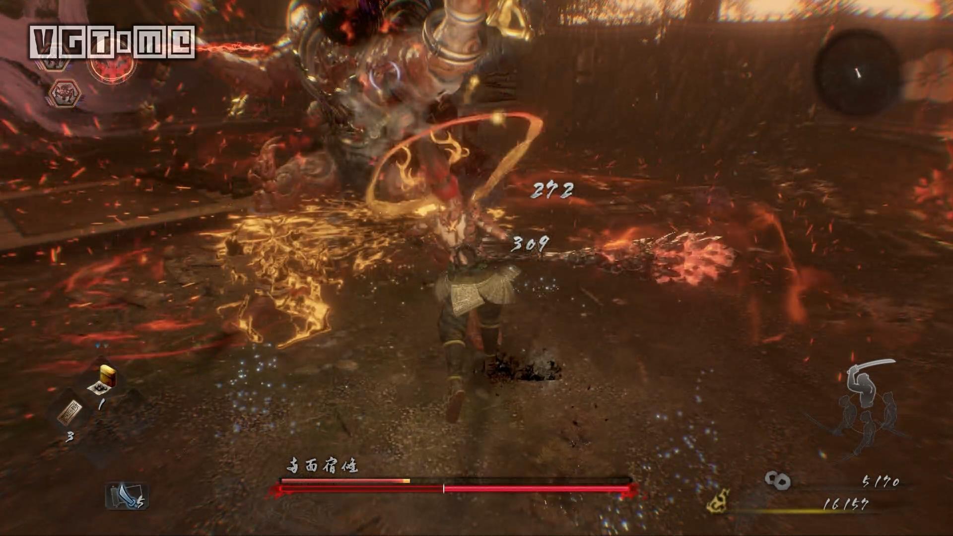 《仁王2》终测玩后感:妖人结合只是一个开始