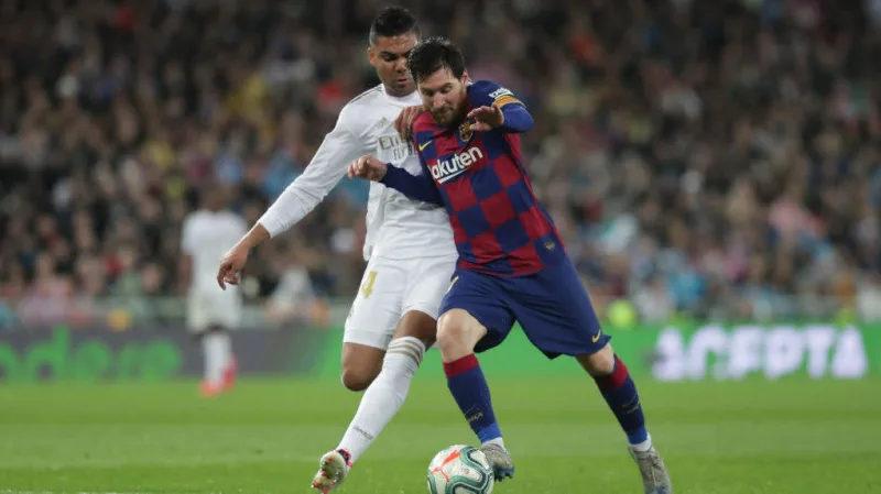 巴萨皇马和整个西甲将在FIFA 20里打完本赛季剩余比赛