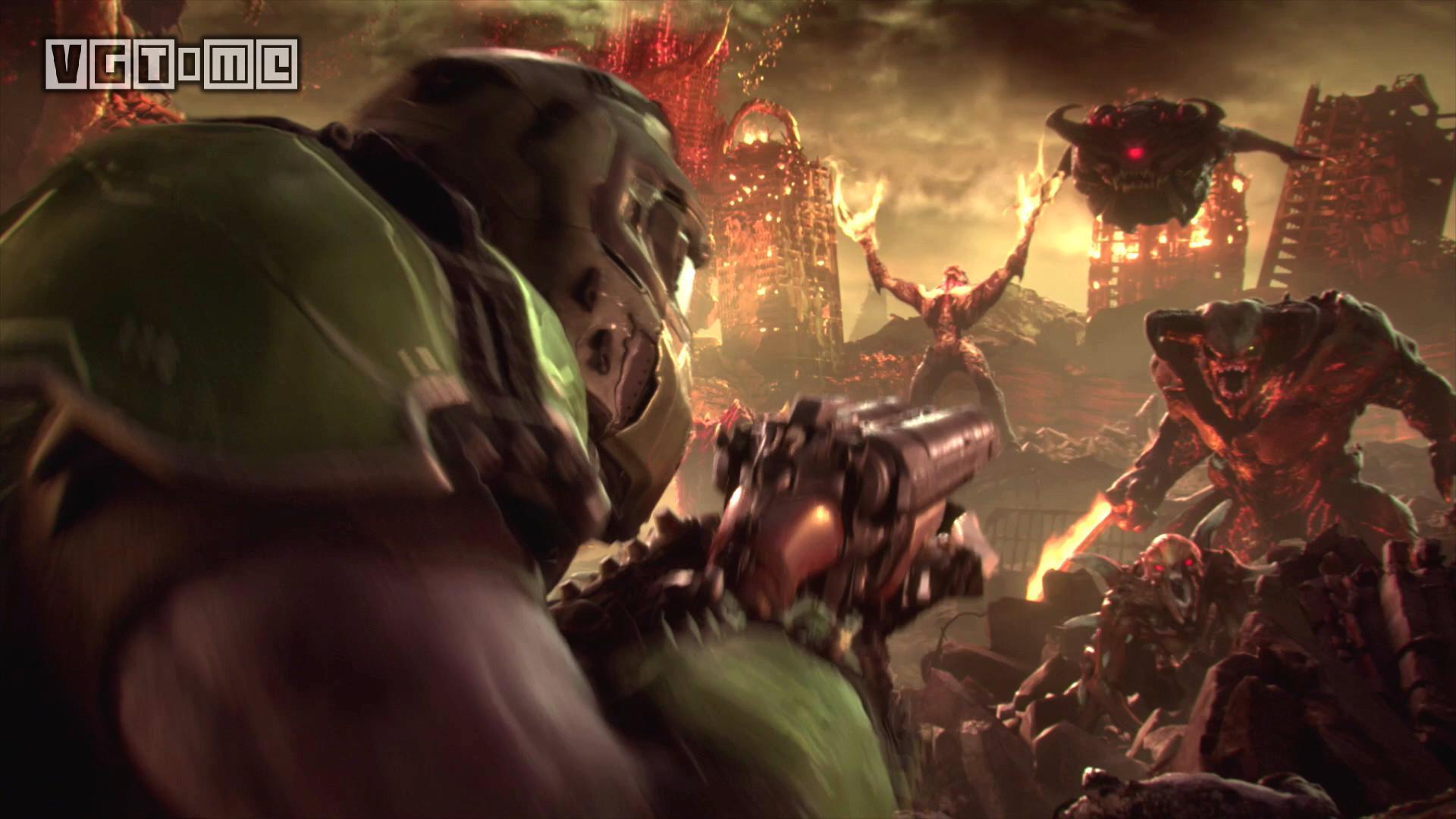 《毁灭战士 永恒》总监:项目最初的版本其实很无聊