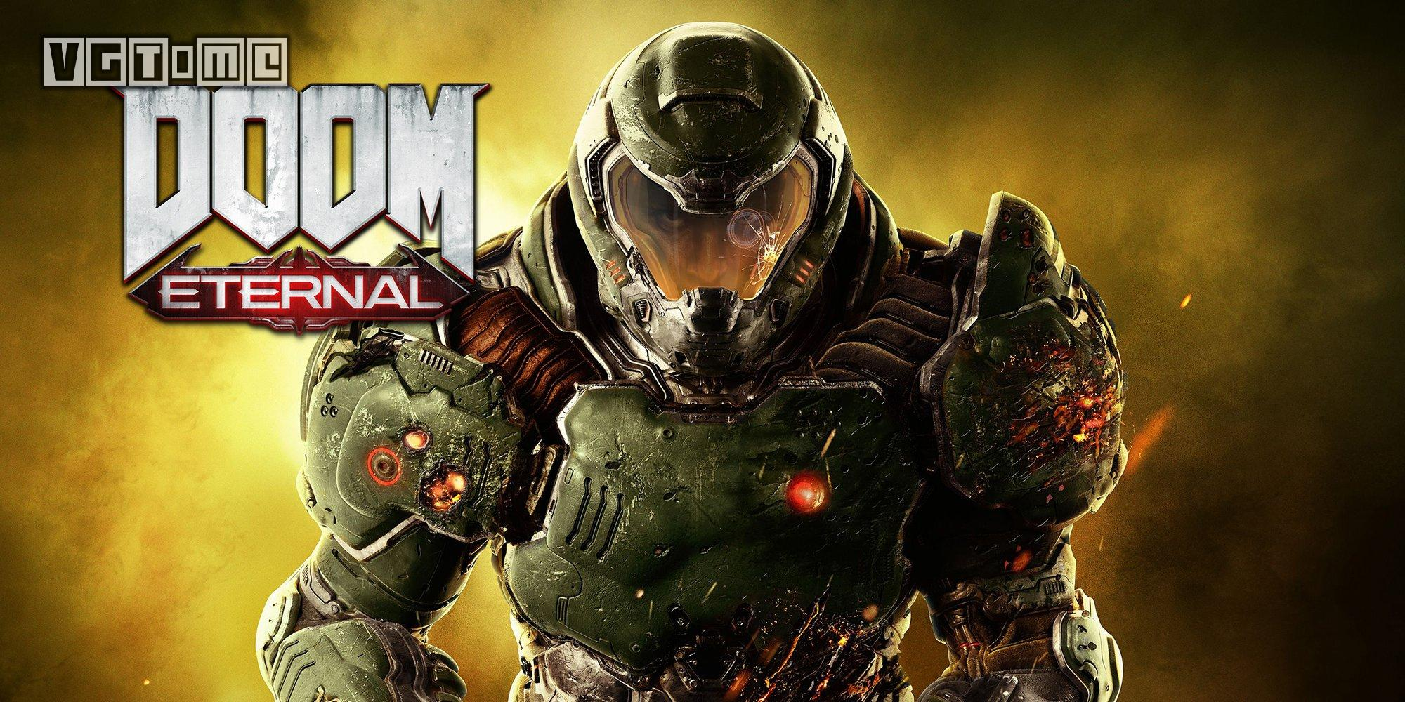 Steam's weekly sales list: doom forever tops