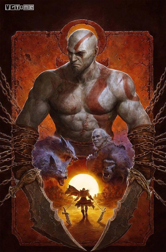 《战神》新漫画公布,讲述三代和最新作之间的故事