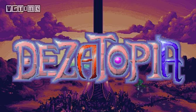 Fami通评分:复古弹幕游戏《Dezatopia》32分