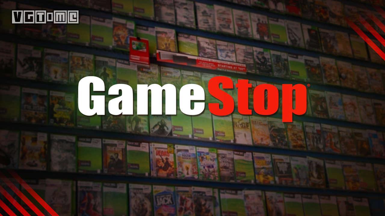 GameStop计划今年再关闭320家实体店面