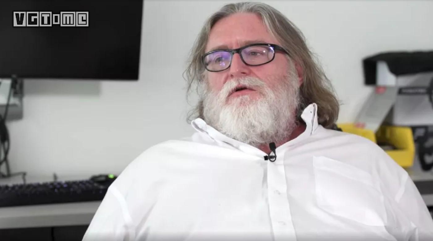 """为了设计Steam创意工坊 G胖曾在《魔兽世界》当""""金农"""""""