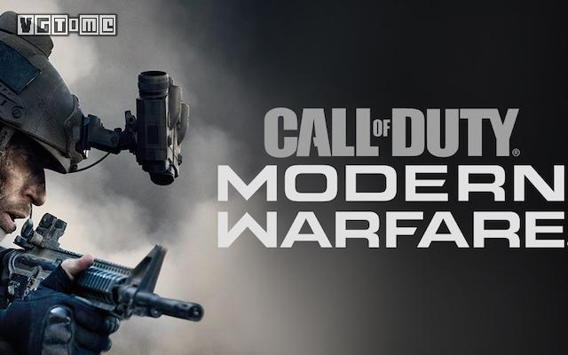 英國游戲周銷量:《使命召喚 現代戰爭》再度登頂