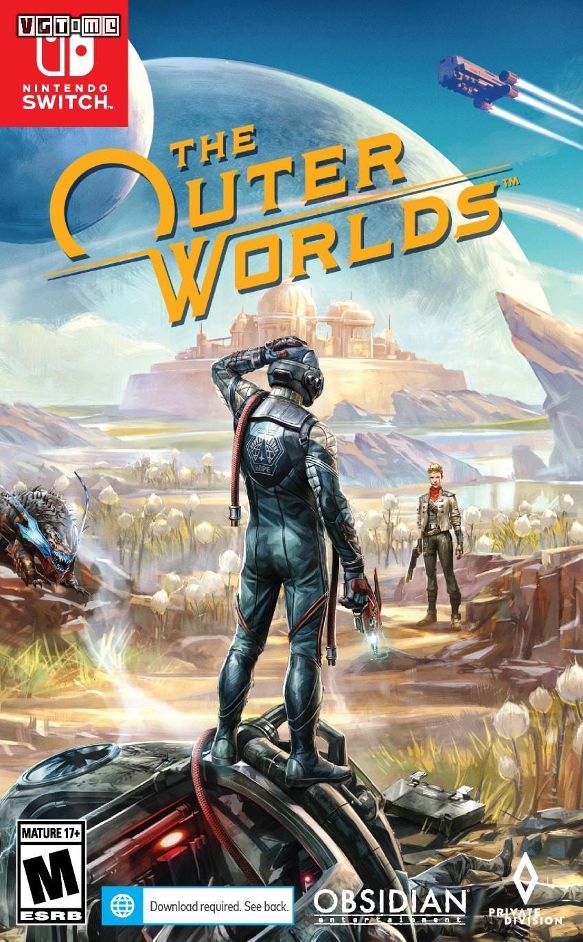 NS《天外世界》将于6月5日发售 首日有6GB补丁