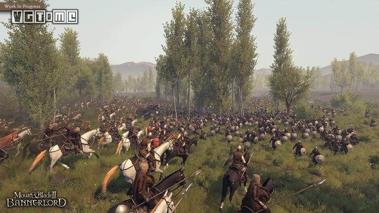 《骑马与砍杀2 霸主》评测:我能守着这游戏直到老死