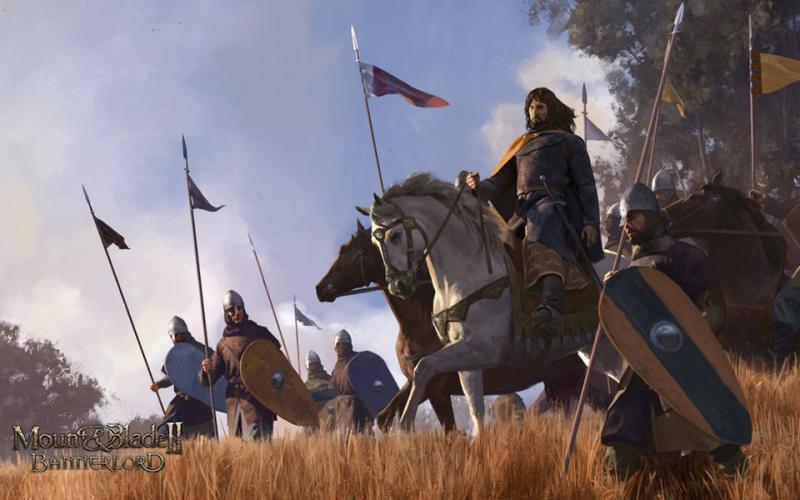 《騎馬與砍殺2 霸主》評測:我能守著這游戲直到老死