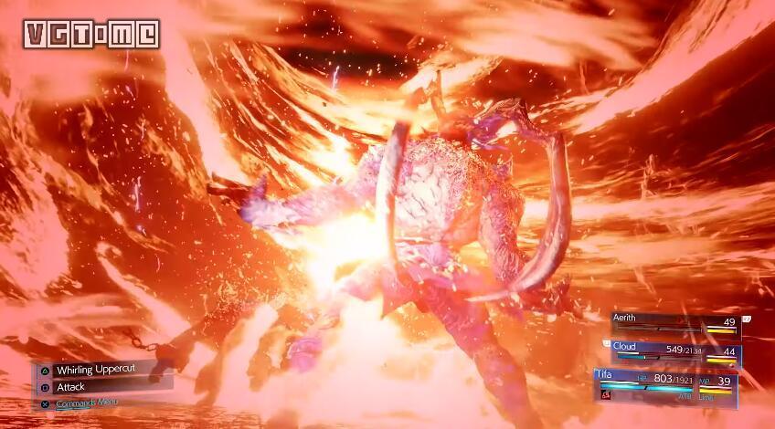 【中字】制作人聊《最终幻想7 重制版》 这次来解析战斗系统