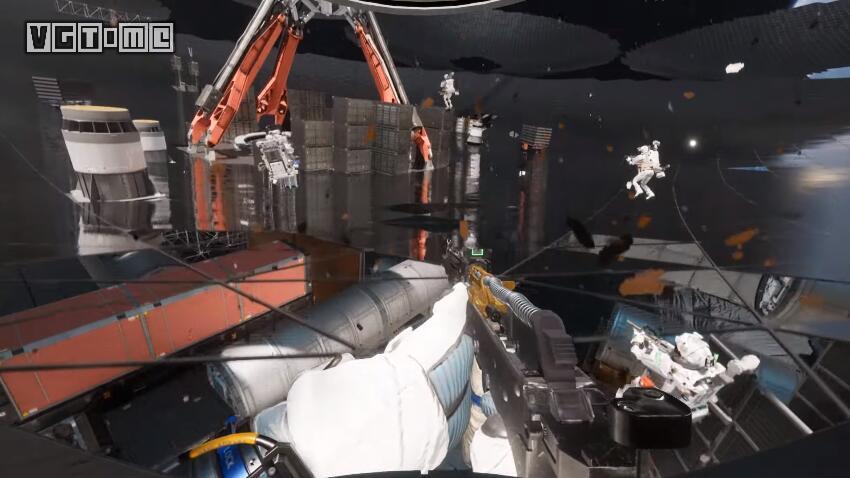 太空FPS《边境》新预告放出 2020年登陆PS4/PC