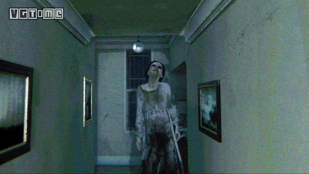 小岛秀夫:我想做个把人吓出屎的恐怖游戏