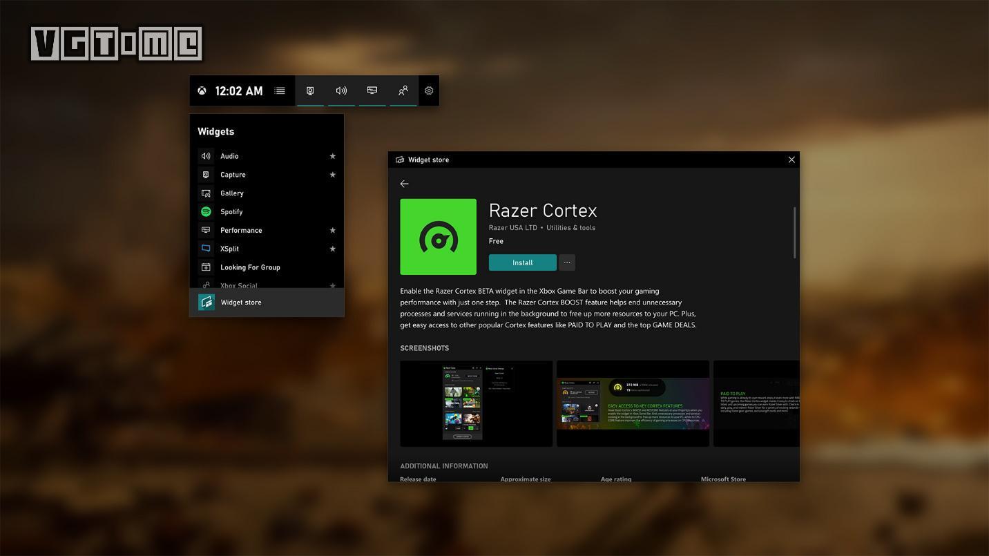 Xbox游戏栏更新内容介绍:进一步优化体验