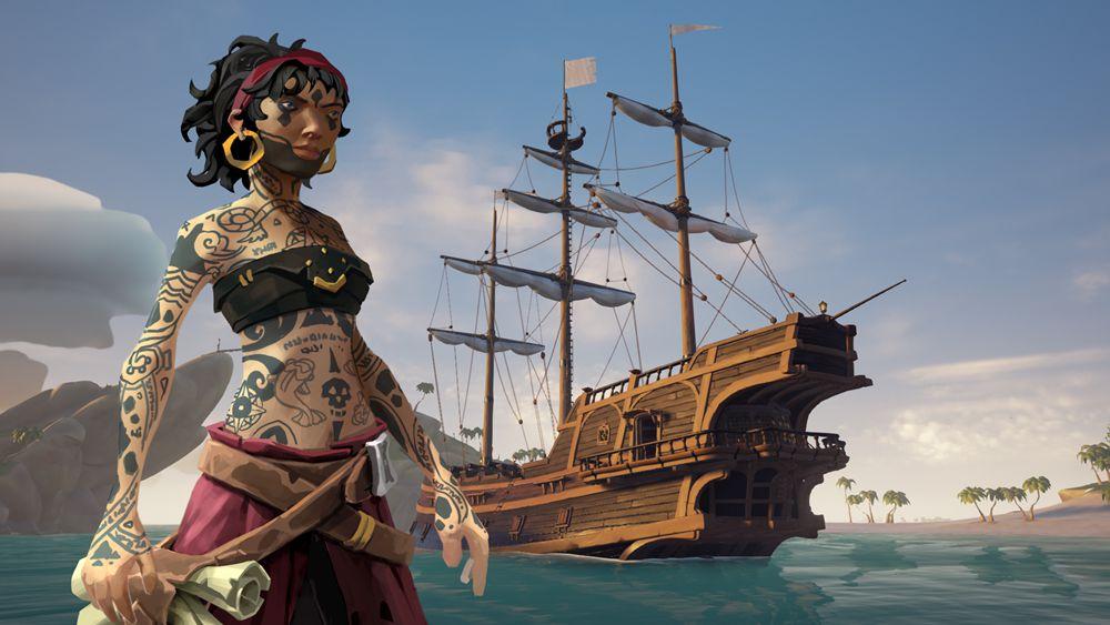 《盗贼之海》4月大更新「财富之船」详情公布