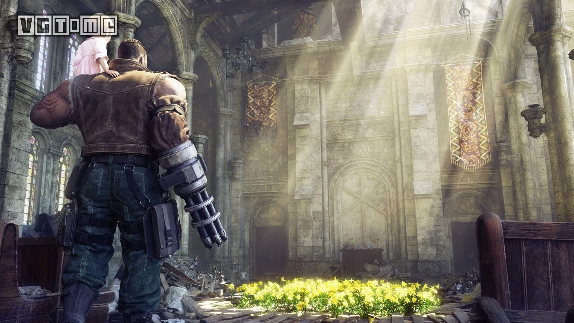 《最終幻想7 重制版》制作人采訪:故事的變動與薩菲羅斯的戲份