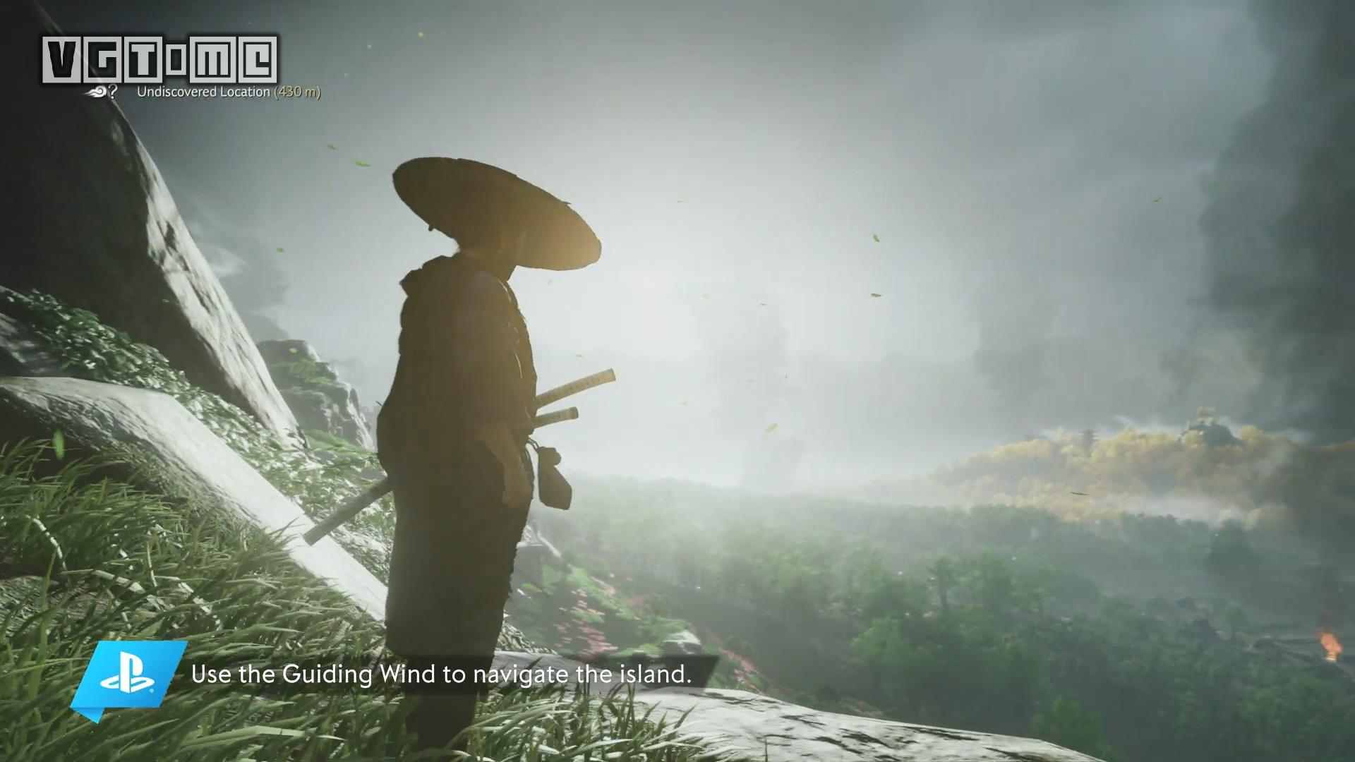 《对马之魂》18分钟介绍视频:探索、战斗与武士精神
