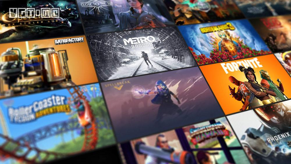 Epic游戏商城至今已送出108款游戏,价值上万元