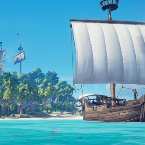 《盗贼之海》将于6月3日登陆Steam平台