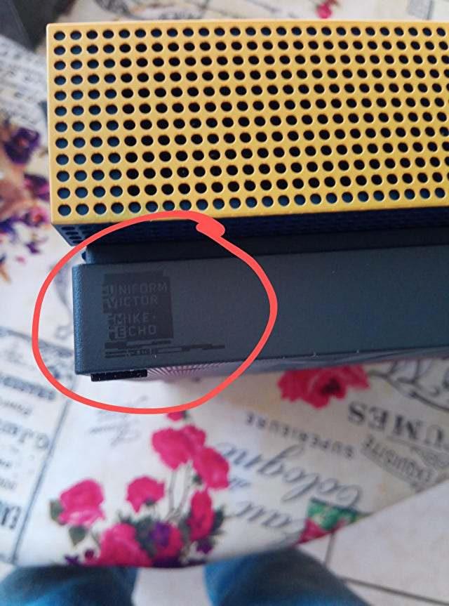 《赛博朋克2077》限量版Xbox One X机身印有隐藏信息