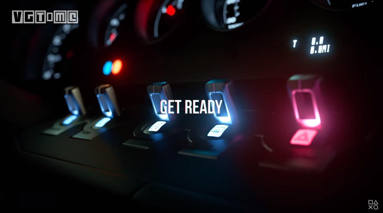 《GT赛车7》确定登陆PS5 Gameplay画面公布