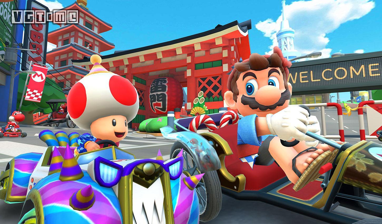 英国游戏周销量:《马力欧赛车8 豪华版》重登榜首