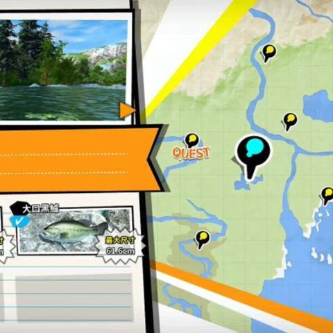 《户外钓鱼:公路旅行冒险》中文版现已登陆PS4和Switc