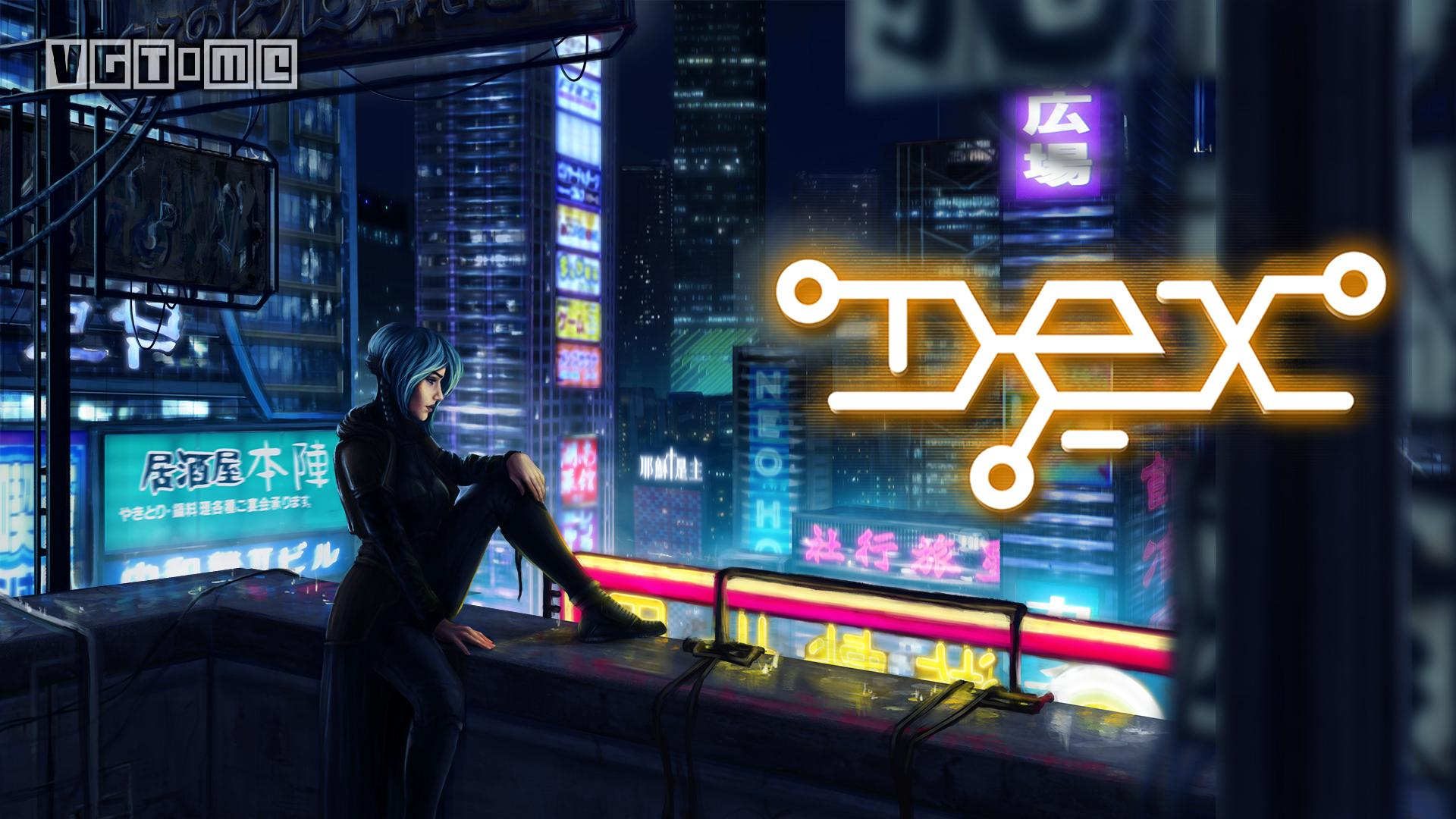 2D赛博朋克RPG《DEX》7月24日登陆Switch