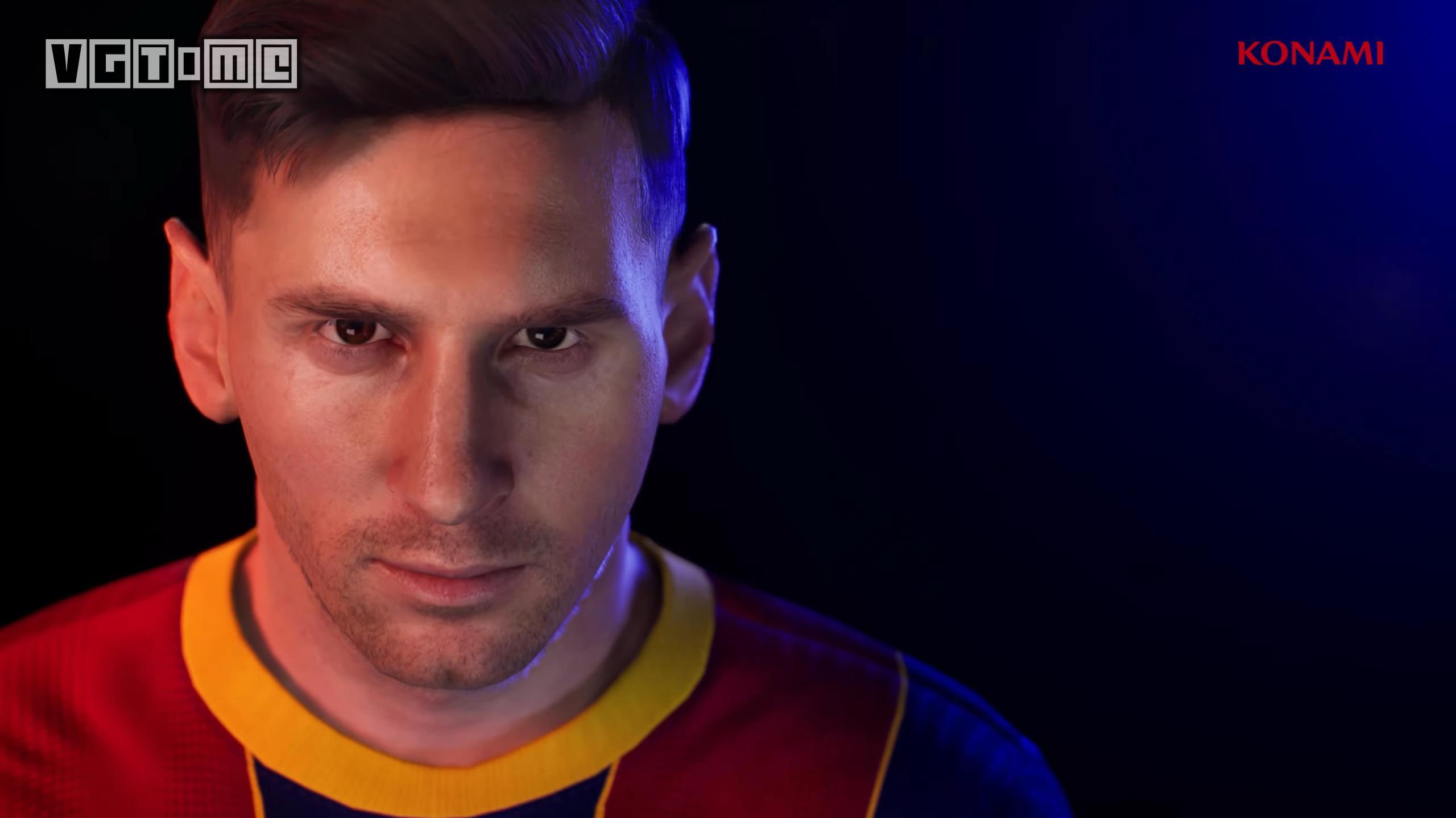 次世代《实况足球》将使用虚幻引擎 2021下半年发售