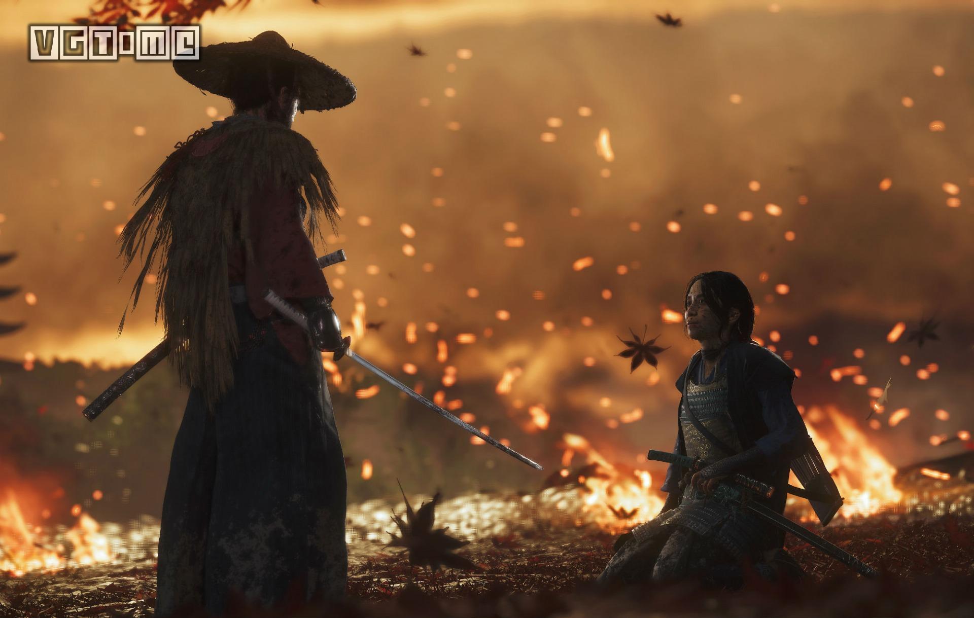 英国游戏周销量:《对马之魂》登顶 《纸片马力欧:折纸国王》成
