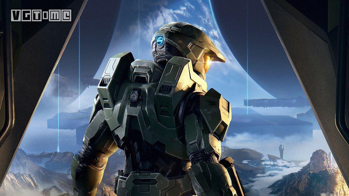 《光环 无限》战役内容支持本地双人分屏及四人在线游玩