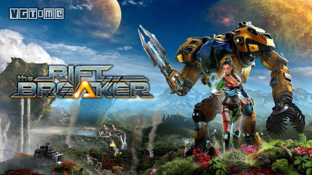 建造生存机甲RPG《银河破裂者》免费demo现已推出