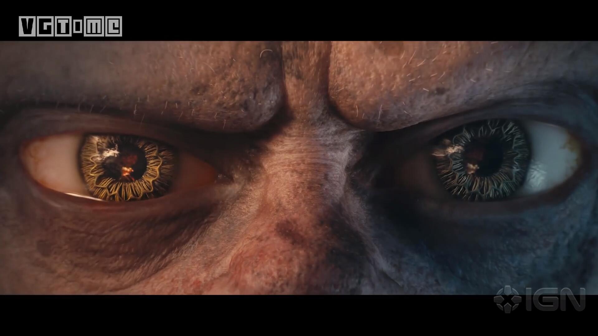 潜行动作游戏《指环王:咕噜》公开先导预告片