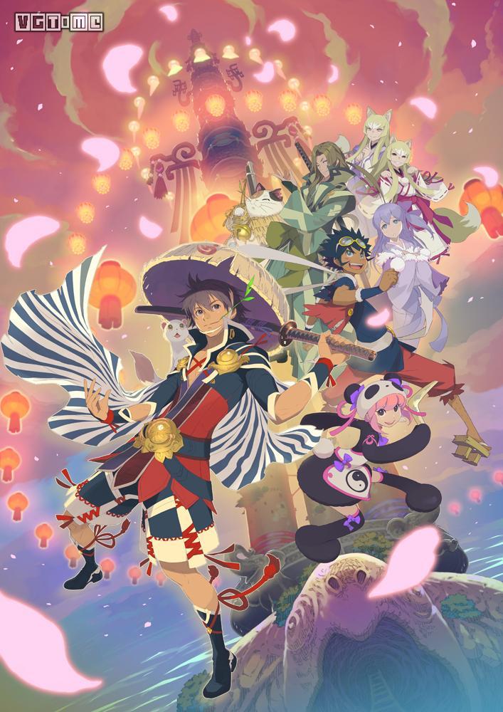 《千变的迷宫 风来的希炼 命运之塔与命运之骰》确定推出中文版