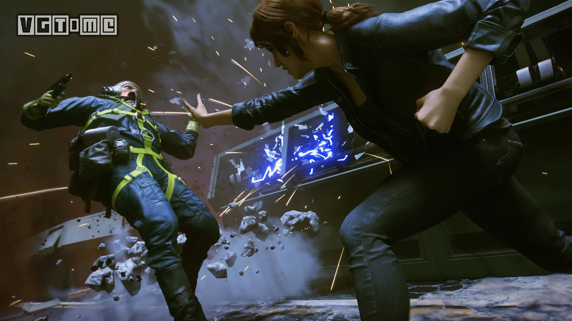 《控制 终极版》将推出PS4亚洲实体版 10月20日发售