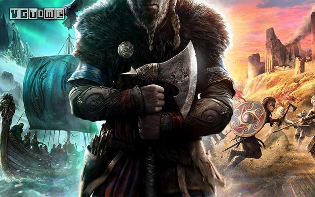 《刺客信条 英灵殿》提前至11月10日发售