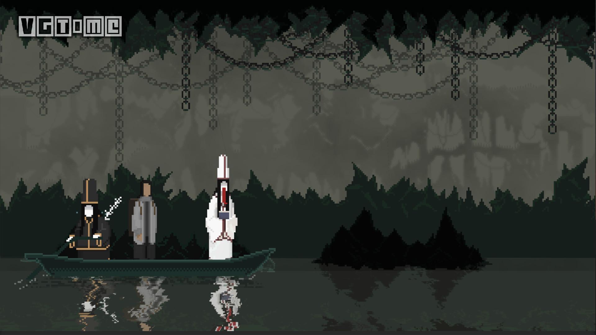 像素水墨国风解谜游戏《山海旅人》放出免费试玩