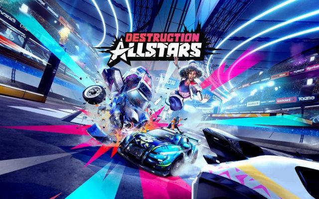 《毁灭赛车 全明星》延期发售 发售当天加入PS+