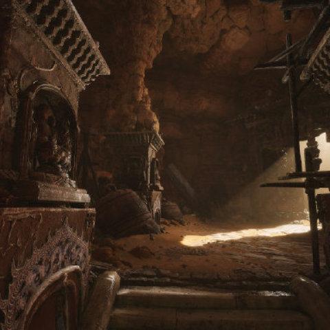 《黑神话:悟空》最新截图公布 未来或转移至虚幻5开发