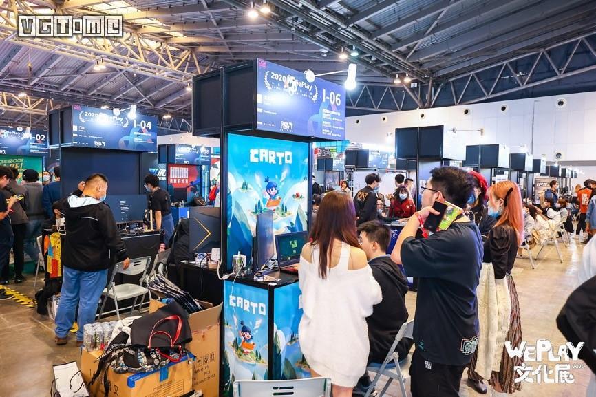 2020 indiePlay中国独立游戏大赛各大奖项得主公布