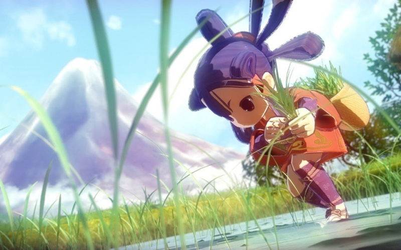 《天穗之咲稻姬》评测:就算神仙下凡,也得种田打怪