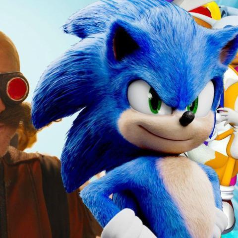 据报道《刺猬索尼克》真人电影续集将于2021年3月开拍