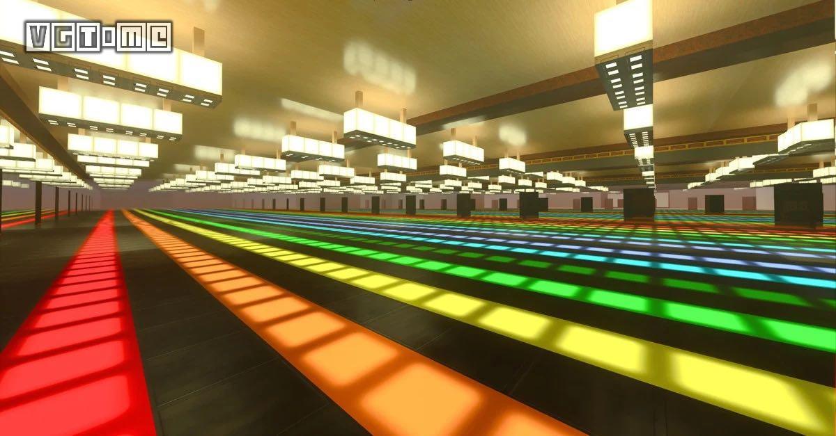 《我的世界》Win10基岩版现已正式更新光追模式